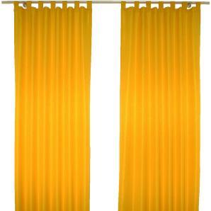 gardinen vorh nge in gelb online vergleichen m bel 24. Black Bedroom Furniture Sets. Home Design Ideas