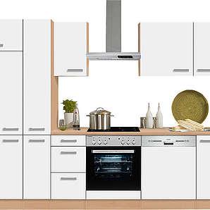 k chenzeilen in rot online vergleichen m bel 24. Black Bedroom Furniture Sets. Home Design Ideas