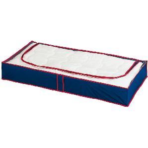 Unterbettkommode (8er Set) - Blau/Rot, Wenko
