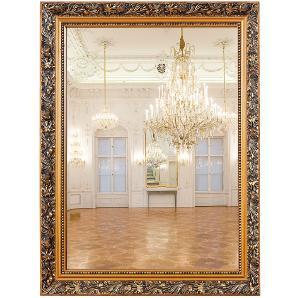 Spiegel Chelyan I - 55 x 70 cm - Gold, Jack and Alice