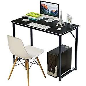 computertische in schwarz online vergleichen m bel 24. Black Bedroom Furniture Sets. Home Design Ideas