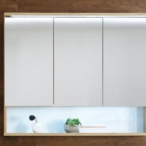 spiegelschr nke aus holz online vergleichen m bel 24. Black Bedroom Furniture Sets. Home Design Ideas