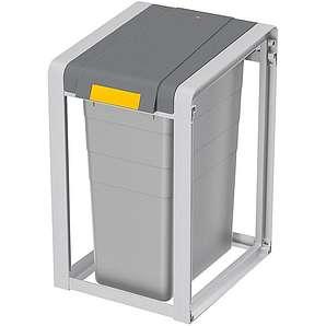 Hailo Erweiterbarer Abfalltrenner Basis-Element 35 Liter »ProfiLine«