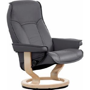 Stressless® Relaxsessel »Senator« mit Classic Base, Größe M, mit Schlaffunktion