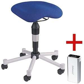 Topstar Fitness-Sitzhocker inkl. Ladegerät für Smartphones/... »Balance 20« 1 Set