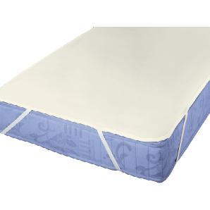 Biberna Molton-Matratzenauflage Premium 100x220 100 x 220 cm (Sondergröße)