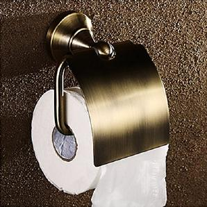 Die neue Toilettenpapierhalter/Messing antik Messing/Zeitgenössischen