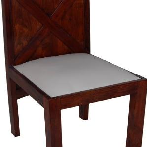 Stuhl Cherry - gepolstert