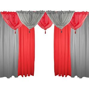 gardinen vorh nge aus silber preise qualit t vergleichen m bel 24. Black Bedroom Furniture Sets. Home Design Ideas