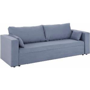 Home affaire 3-Sitzer  »Pur«, blau, ohne Bettfunktion, B/H/T: 227x41x50cm, FSC®-zertifiziert