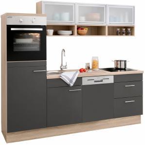 OPTIFIT Küchenzeile ohne E-Geräte »Aue«, Breite 240 cm