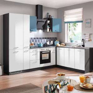 Küchenzeile mit E-Geräten »Genua«