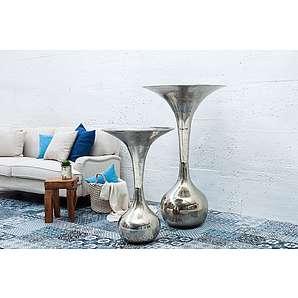 vasen in silber online vergleichen m bel 24. Black Bedroom Furniture Sets. Home Design Ideas