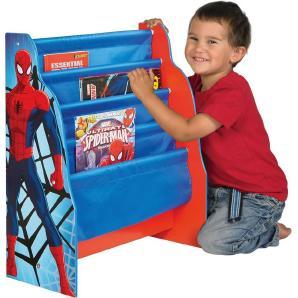 WORLDS APART Bücherregal, Spiderman