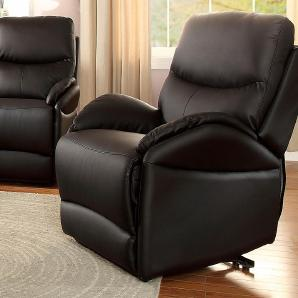 ATLANTIC HOME COLLECTION Relaxsessel ATLANTIC HOME COLLECTION  schwarz
