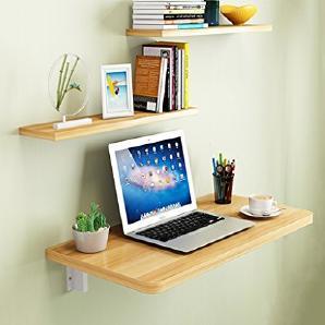 ZXLDP Faltbarer Computer Schreibtisch Wand Hängetisch Esstisch Farbe Wand-Laptop Laptop Lerntisch Größe Optional ( größe : 70*30cm )