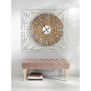 wanduhren verleihen ihrem raum das besondere. Black Bedroom Furniture Sets. Home Design Ideas