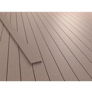 WPC Terrassendiele Marone 300 x 14,5 x 2,1 cm