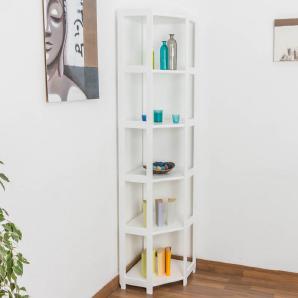 eckregale in weiss preise qualit t vergleichen m bel 24. Black Bedroom Furniture Sets. Home Design Ideas