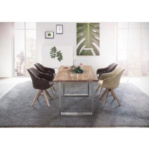 tische aus holz online vergleichen m bel 24. Black Bedroom Furniture Sets. Home Design Ideas