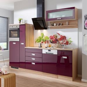 Küchen in Lila - Preise & Qualität vergleichen | Möbel 24