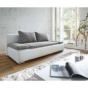 schlafsofas in grau online vergleichen m bel 24. Black Bedroom Furniture Sets. Home Design Ideas