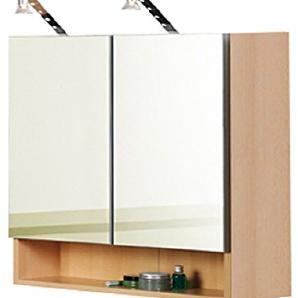 Badezimmer Spiegelschrank »RELLIE222« Buche Nachbildung