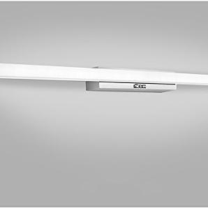 Flashing- Moderne minimalistische Badezimmer-Spiegel-Beleuchtung LED-Wand im Badezimmer Spiegelschrank amerikanischen Continental wasserdicht Make-up ( Farbe : Weiß , größe : 54 )