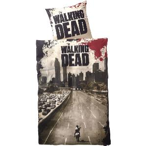 Linon-Bettwäsche The Walking Dead (135x200, Reißverschluss)