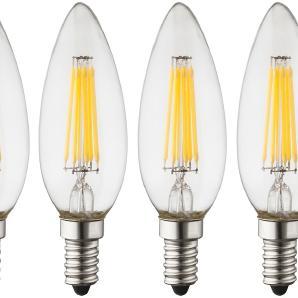 EEK A+, LED-Leuchtmittel Vernole (5er-Set), Globo Lighting