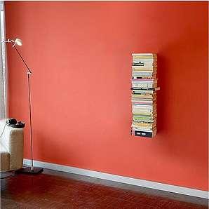 Radius RADIUS Booksbaum 2 Wand klein, Bücherregal, schwarz