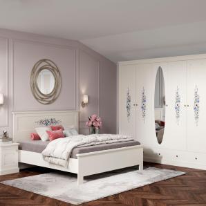 Home Affaire  Bett  »Ranke«, beige, 180/200 cm