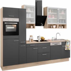 OPTIFIT Küchenzeile mit E-Geräten »Aue«, Breite 310 cm