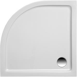 Duschwanne Denia 90 cm x 90 cm x 3 cm Weiß