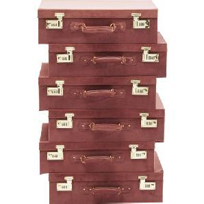 Kommode Suitcase Mauve