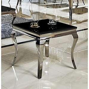 Beistelltische aus Edelstahl online vergleichen | Möbel 24