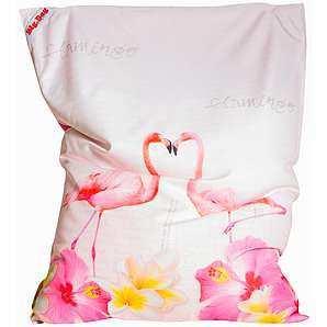 Sitting Point Sitzsack BigBag Flamingo 380 l Pink