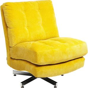 Drehsessel Cinema Yellow