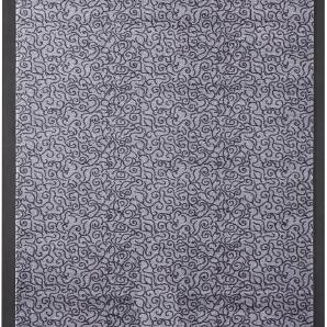 Schmutzfangmatte Smart - Kunstfaser - Grau - 45 x 75 cm, Zala Living