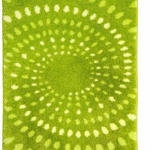 Badematte Mauritius I - Grün - 70 x 120 cm, Schöner Wohnen Kollektion