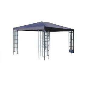 Aluoptik Pavillon 3x4m Anthrazit