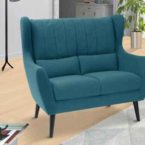 GMK Home & Living 2-Sitzer Sofa grün, »Valga«, FSC®-zertifiziert, GUIDO MARIA KRETSCHMER HOME & LIVING