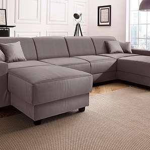 polstergarnituren in beige online vergleichen m bel 24. Black Bedroom Furniture Sets. Home Design Ideas