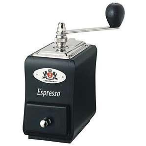 Zassenhaus 0000040135 Espressomühle Santiago, Holz, mehrfarbig, 19,8 x 8,9 x 14 cm