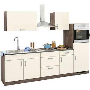 Küchenzeile »Tacoma« ohne E-Geräte, Breite 270 cm