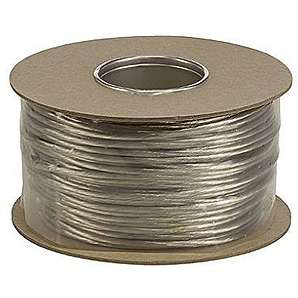 Isoliertes Seil für Seilsystem 12Volt, 6 mm 100 Meter Rolle