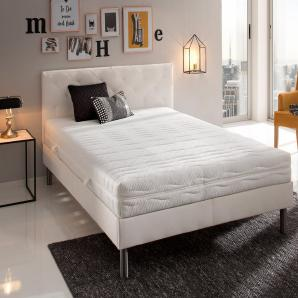 Gelschaummatratze »Duo Gel«, Beco, 23 cm hoch, Raumgewicht: 30, (2-tlg), aus der TV-Werbung, flexibel wendbar