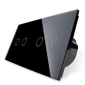 elektroinstallation aus glas preise qualit t vergleichen m bel 24. Black Bedroom Furniture Sets. Home Design Ideas
