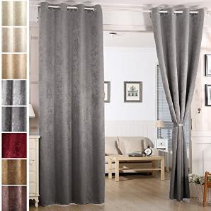 blickdichte verdunklungsgardinen moebel24. Black Bedroom Furniture Sets. Home Design Ideas