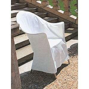 driade Store Husse für Stuhl Lord Yo Weiß, Designer Philippe Starck